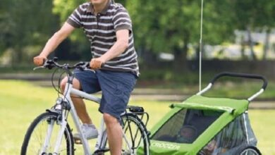 Photo of I migliori rimorchi per bici per bambini