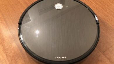 Photo of Netbot S14 Robot Vacuum Review